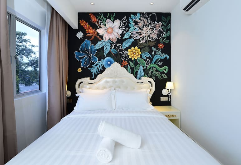 Hotel de Art USJ 21, Subang Jaya, Camera Deluxe con 2 letti singoli, Camera