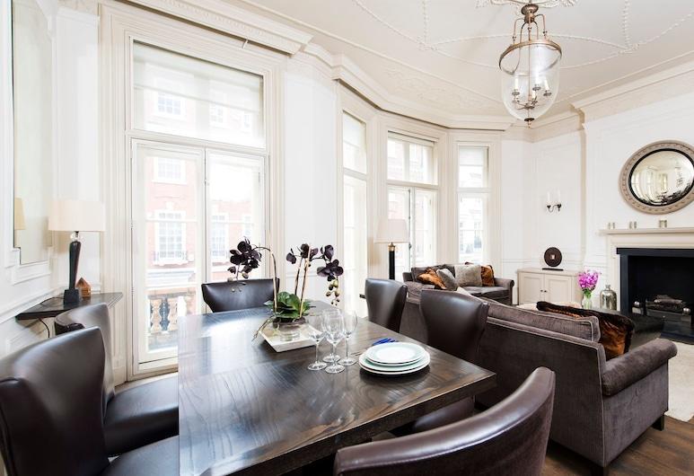 Luxury, Spacious 2BR Apartment in Mayfair, London, Apartment, 2Schlafzimmer, Wohnbereich