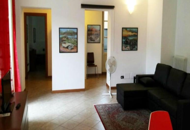 Appartamento Cesare Cantù, Como, Apartamentai, 1 miegamasis, balkonas, Svetainės zona