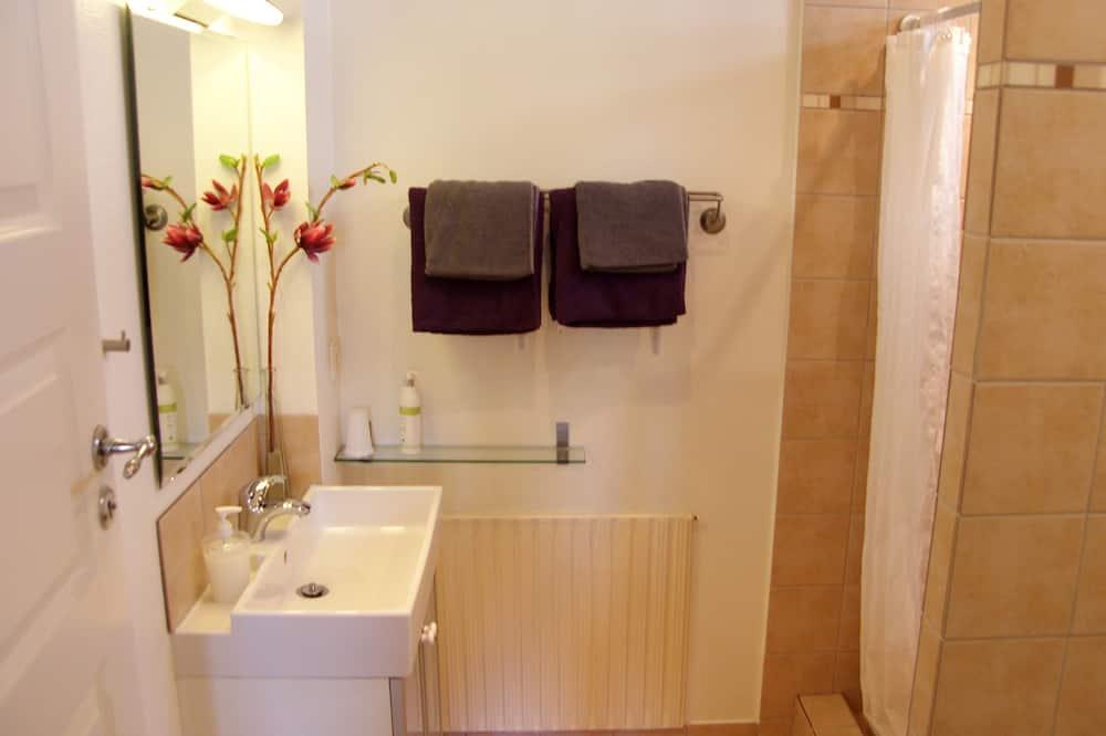 더블룸, 전용 욕실 - 욕실