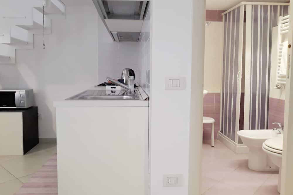 Studio, Annex Building (Via Bianchini, 26) - Bathroom