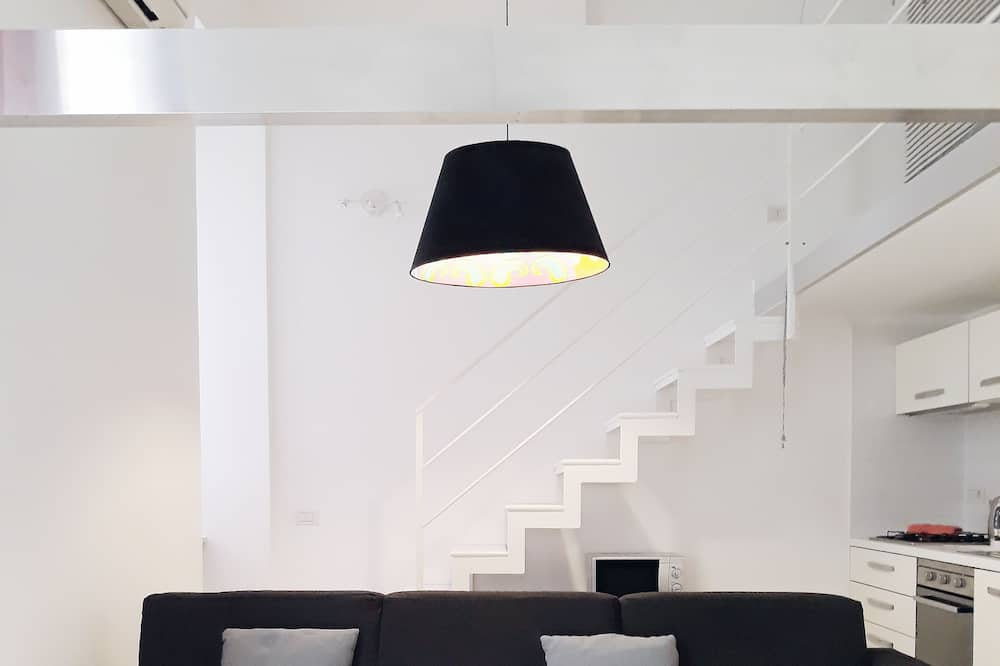 Studio, Annex Building (Via Bianchini, 26) - Living Area