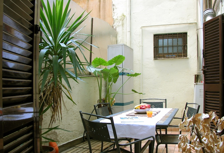 Rent In Rome - Campo dè Fiori, Rome, Apartment, 1 Bedroom, Terrace/Patio