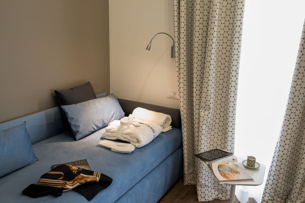 스탠다드 싱글룸 (Maqueda) - 거실 공간
