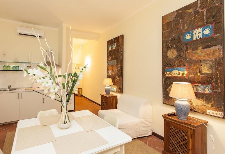 Rental in Rome Rondanini View, Rooma, Külaliskorter, 2 magamistoaga, Lõõgastumisala