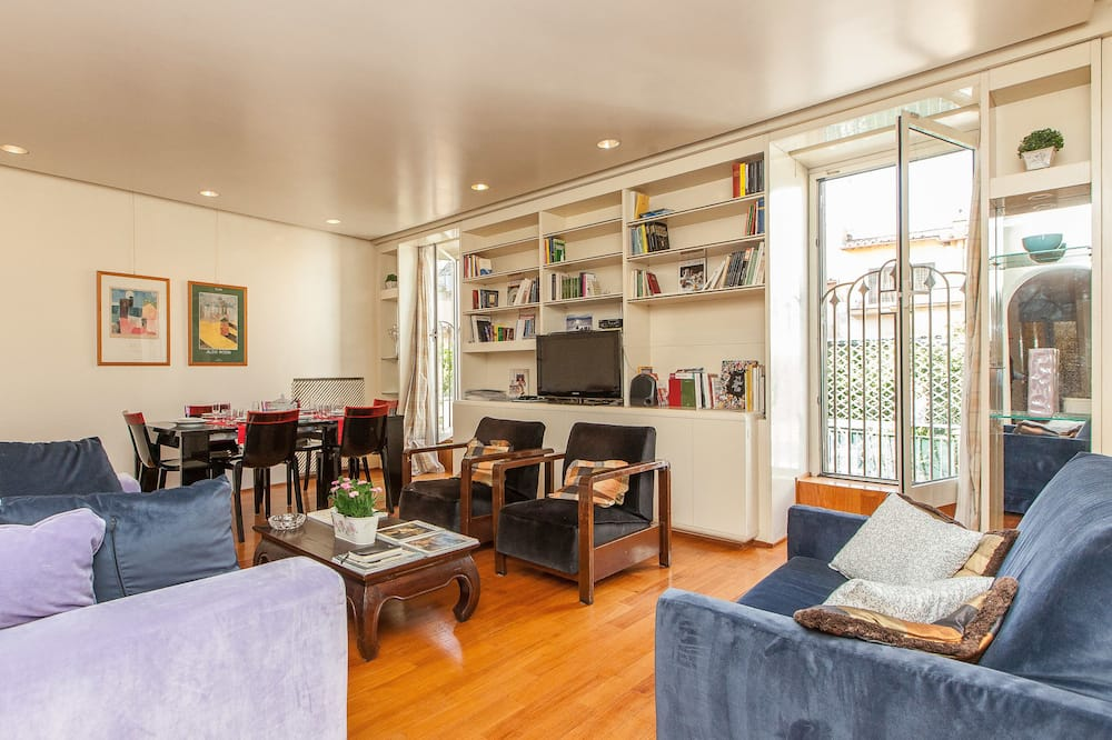 Apartamento, 3 Quartos, Varanda - Área de Estar