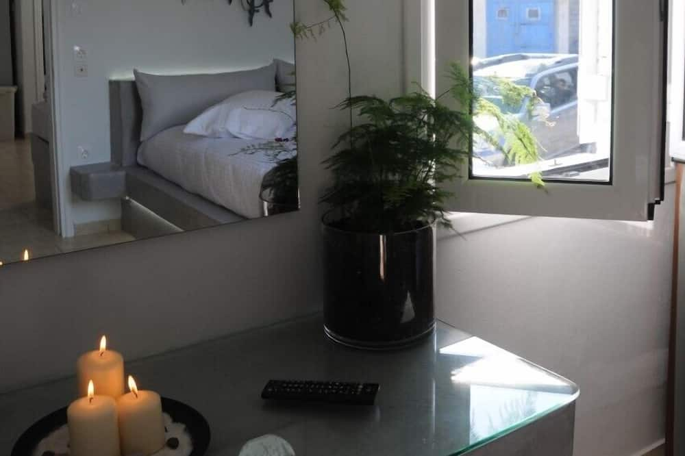 Apartment, 1 Bedroom, Balcony, City View - Bilik
