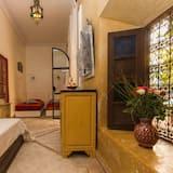 Traditionelt værelse med 2 enkeltsenge - Stue