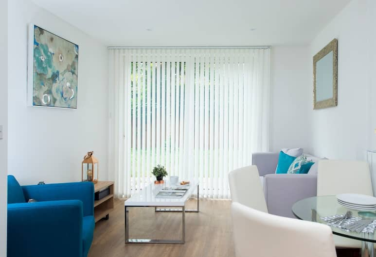 Stylish and Modern 1BR near the River Thames, London, Külaliskorter, 1 magamistoaga, Lõõgastumisala