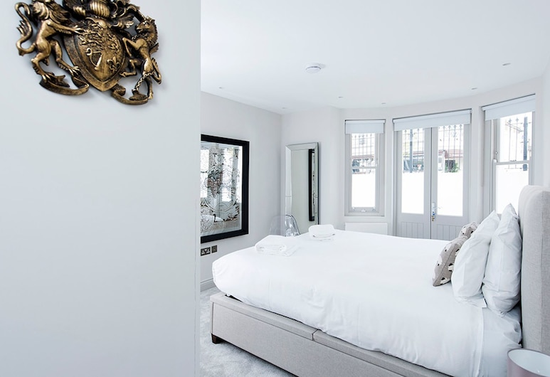 Lovely 2BR flat in West London, London, Apartment, 2Schlafzimmer, Zimmer