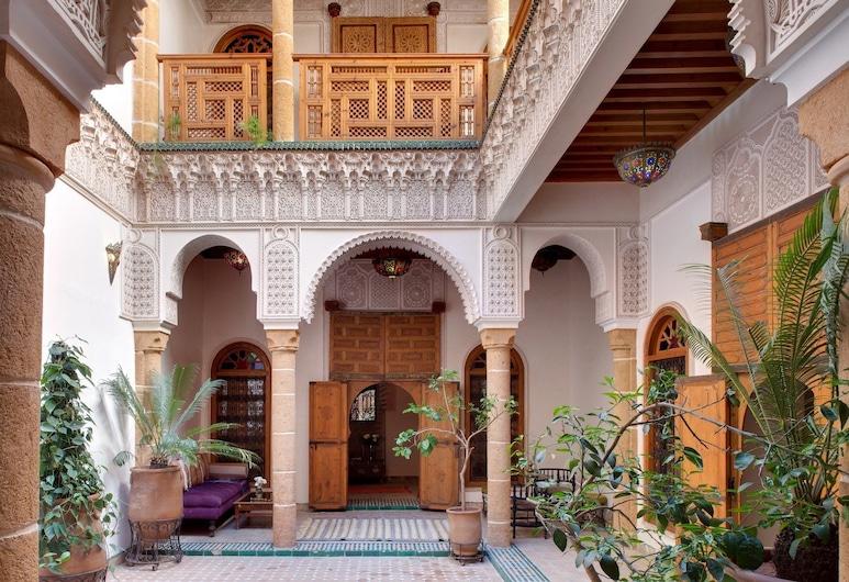 Riad Sidi Benslimane, Marrakech
