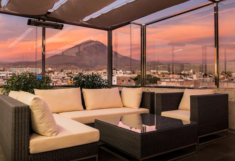 Hotel Viza, Arequipa, Terraço/Pátio Interior