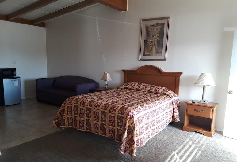 Butterfield Stage Motel, Deming, Pokój standardowy, Łóżko queen, Pokój
