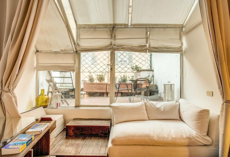 沃利民宿, 羅馬, 高級公寓, 陽台