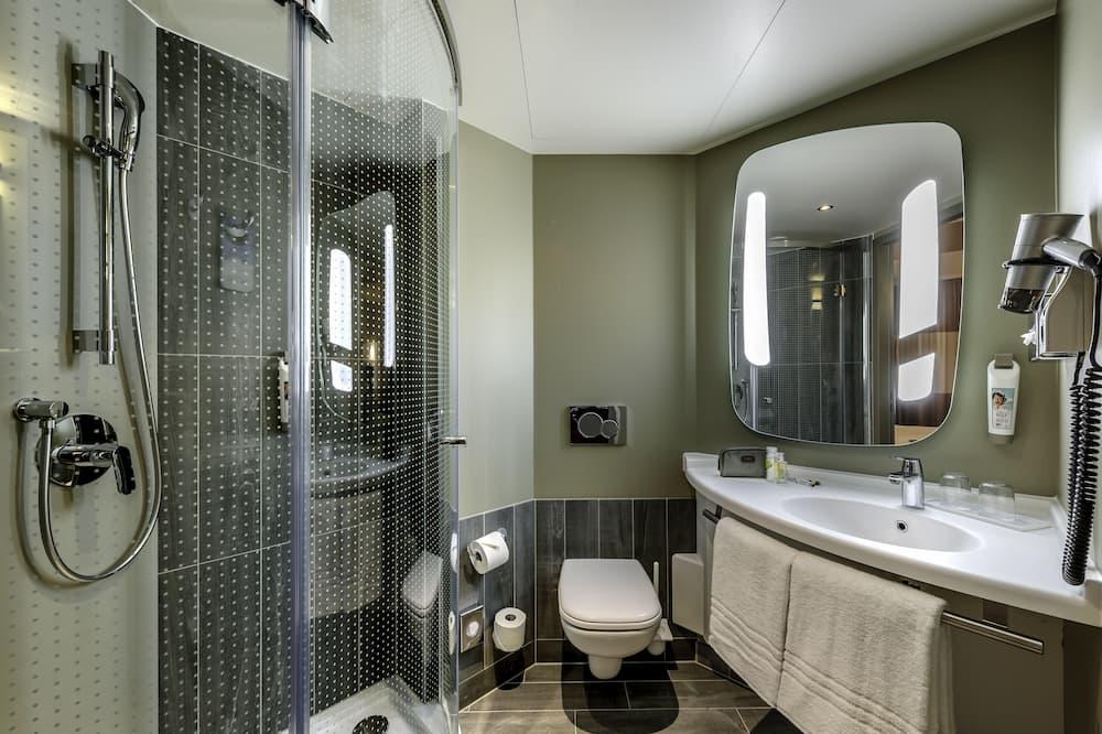 行政雙人房, 1 張標準雙人床 - 浴室