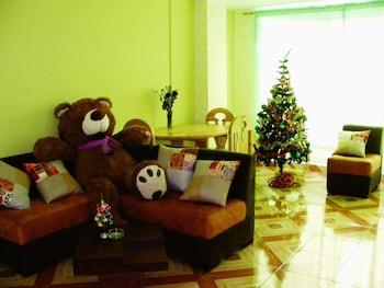 A(z) HOSTAL AMARU hotel fényképe itt: Banos