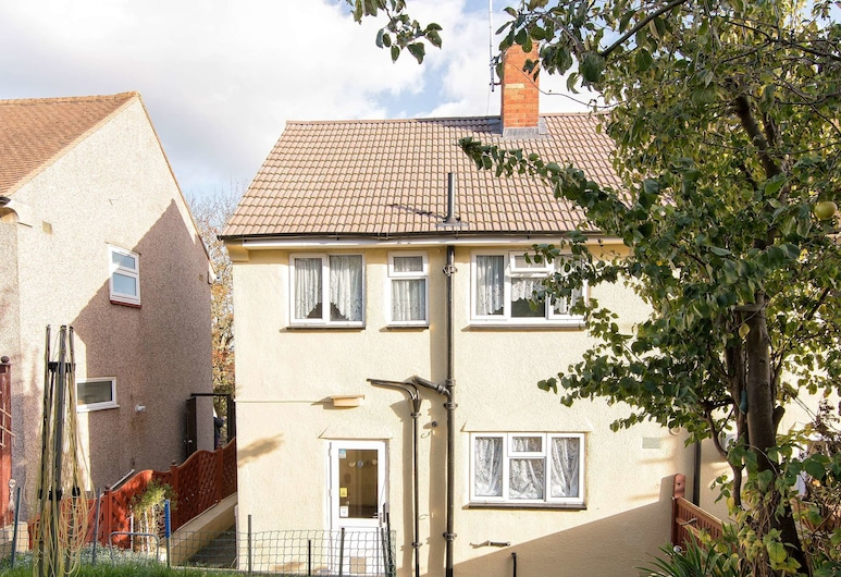 Holiday Let St Paul's Cray, Orpington, Patio