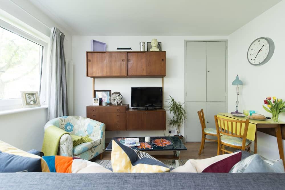 Apartmán, 1 ložnice - Obývací pokoj