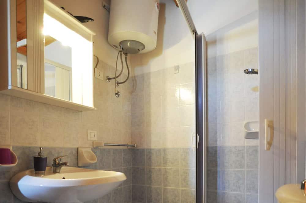 Doppelzimmer (no.4) - Badezimmer