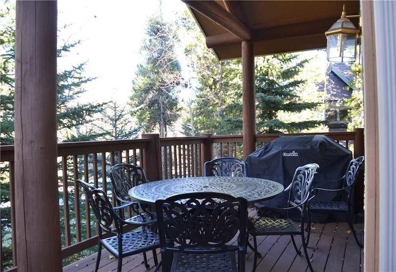 Elk Ridge Townhomes, Breckenridge, Townhome, 5 Bedrooms, Terrace/Patio