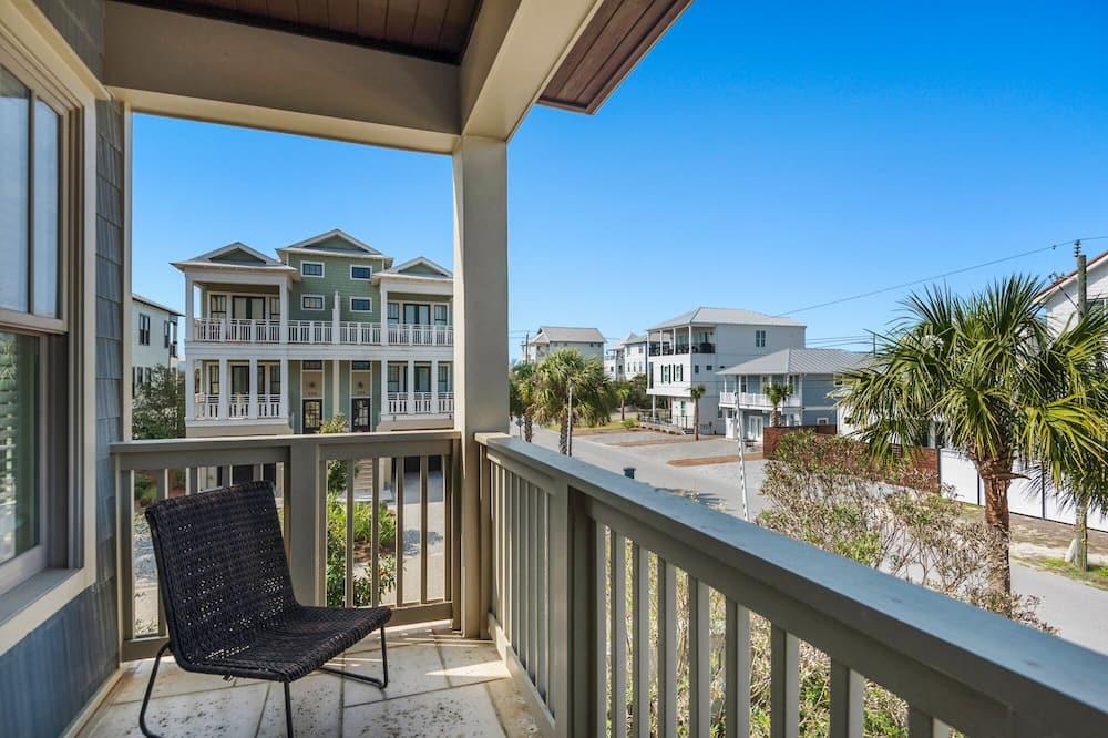 Duplex, 4 Bedrooms - Balkoni