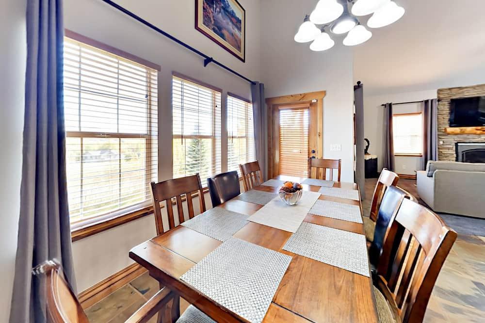 独立别墅, 3 间卧室 - 客房送餐