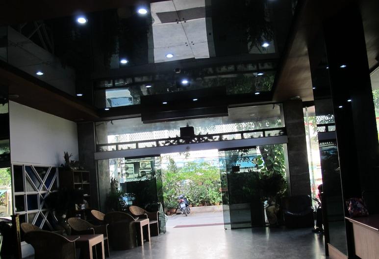 トンプーン ホテル, バンコク, ロビー応接スペース