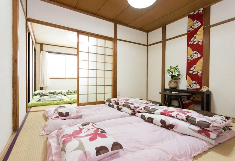 大正陽台之家酒店, 大阪, 單棟房屋 (Taisho Terraced House), 客房