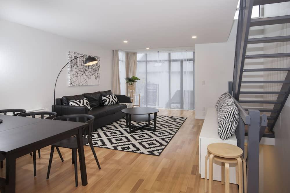 Апартаменты - Зона гостиной
