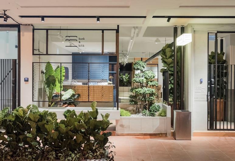 怡保路上下舖飯店, 吉隆坡