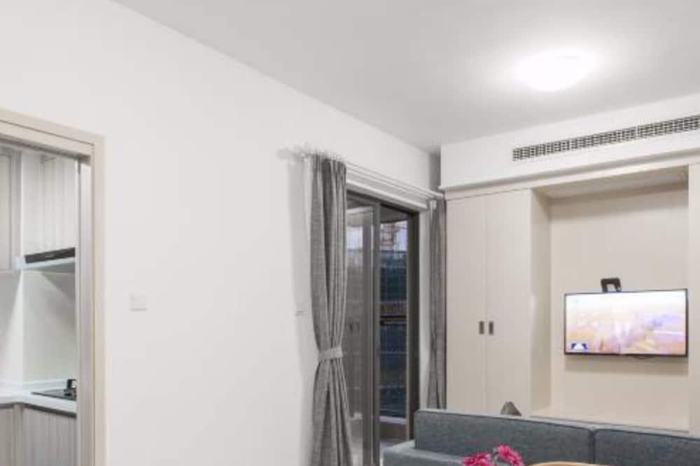 Elite Suite, 1 Bedroom - Living Area