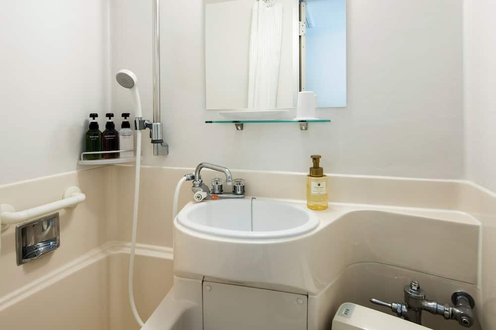 2 Adults Comfort Single Room, Smoking - Bathroom