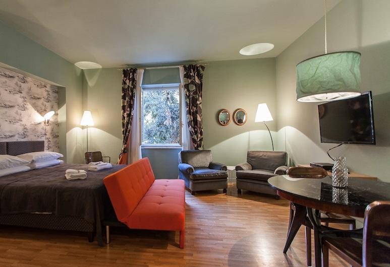 西班牙羅馬出租套房酒店, 羅馬, 公寓, 客房