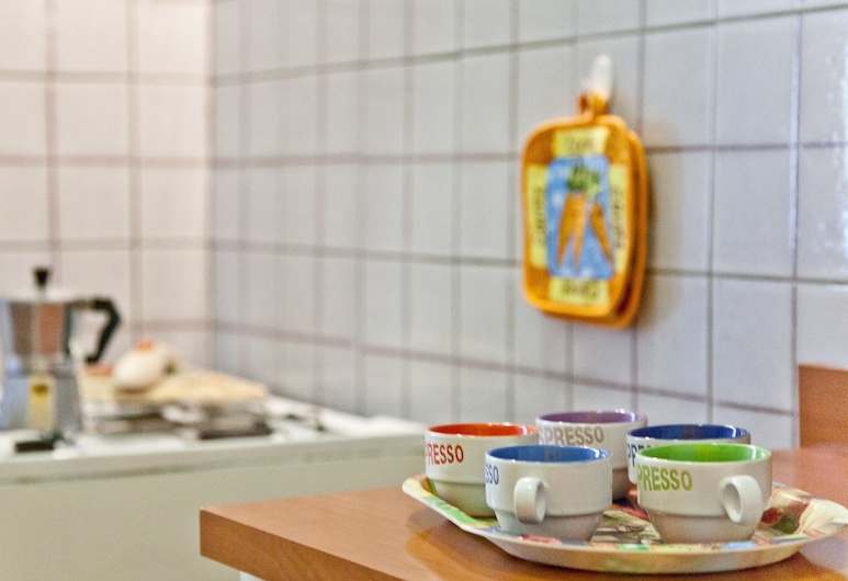 薩丁尼亞羅馬出租屋酒店, 羅馬, 公寓, 3 間臥室, 私人廚房