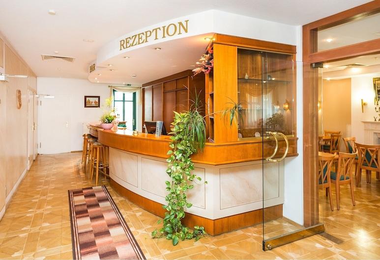 Hotel Stadt Waren, Waren (Müritz), Recepcija