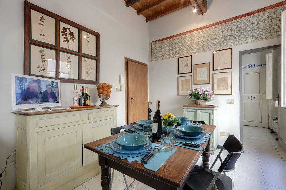 Apartmán, 1 ložnice (2nd floor, stair access only) - Obývací prostor