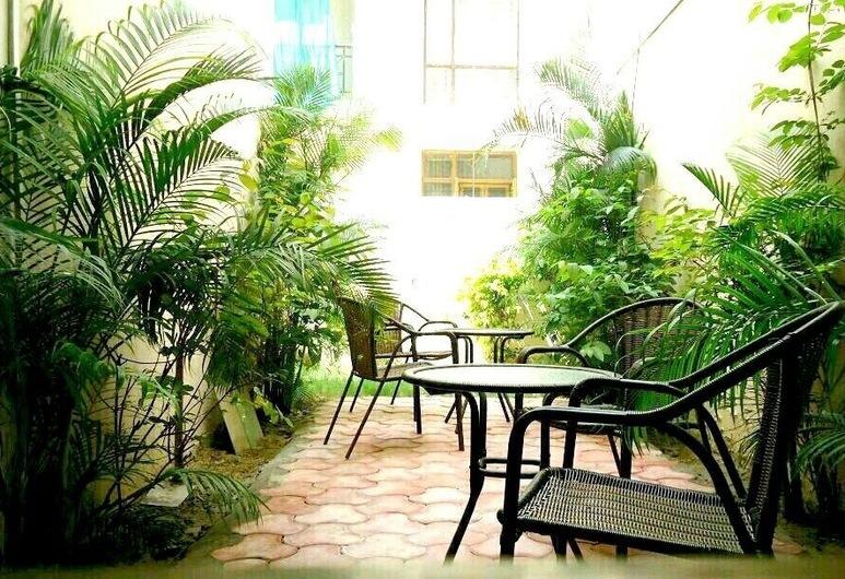 Khasmahal Homestay, Agra, Terrace/Patio