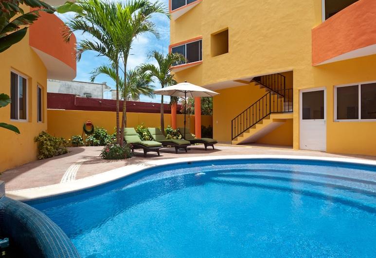 Kaam Accommodations, Puerto Morelos
