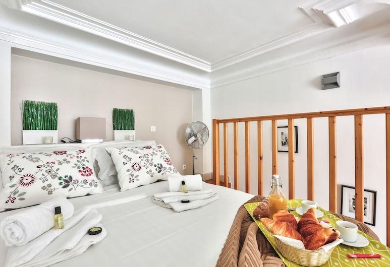 查曼特公寓瑪萊酒店, 巴黎