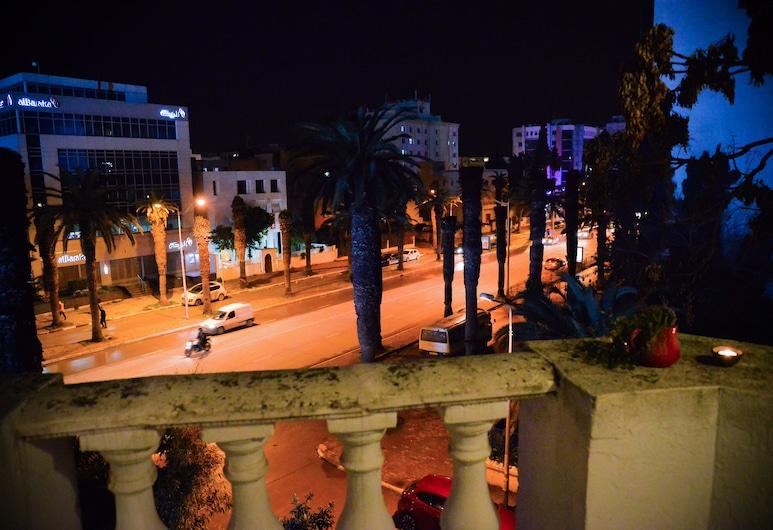 棕櫚別墅飯店, 突尼斯, 露台