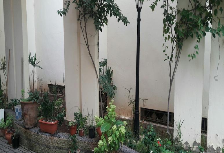 Familly Appartement, Casablanca, Viesnīcas ieeja