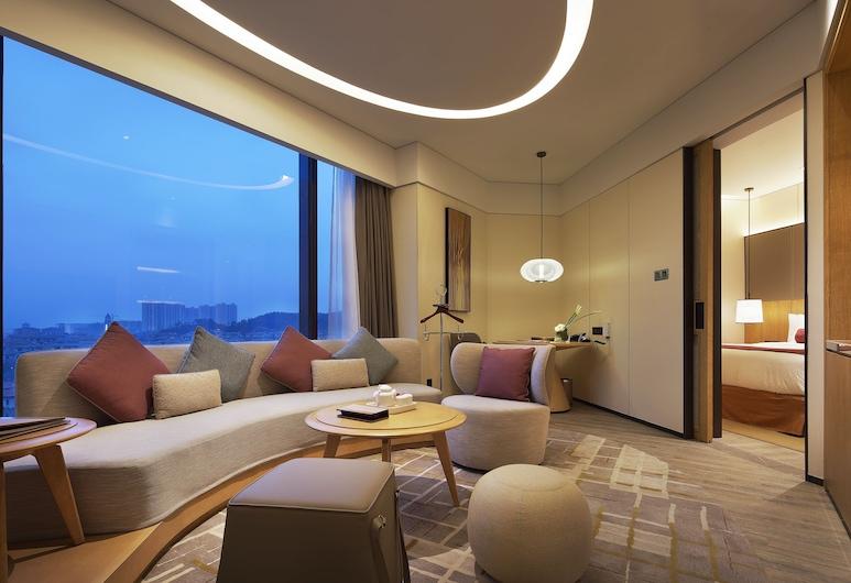 Crowne Plaza Nanchang Wanli, an IHG Hotel, Nanchang, Family Suite, Guest Room