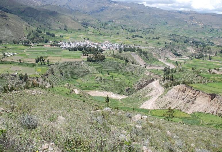 Sumaq Wayra, Yanque, Parco della struttura