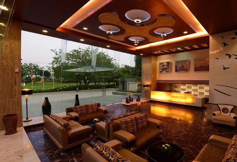 Top3 Lords Resort Bhavnagar, Bhavnagar, קבלה