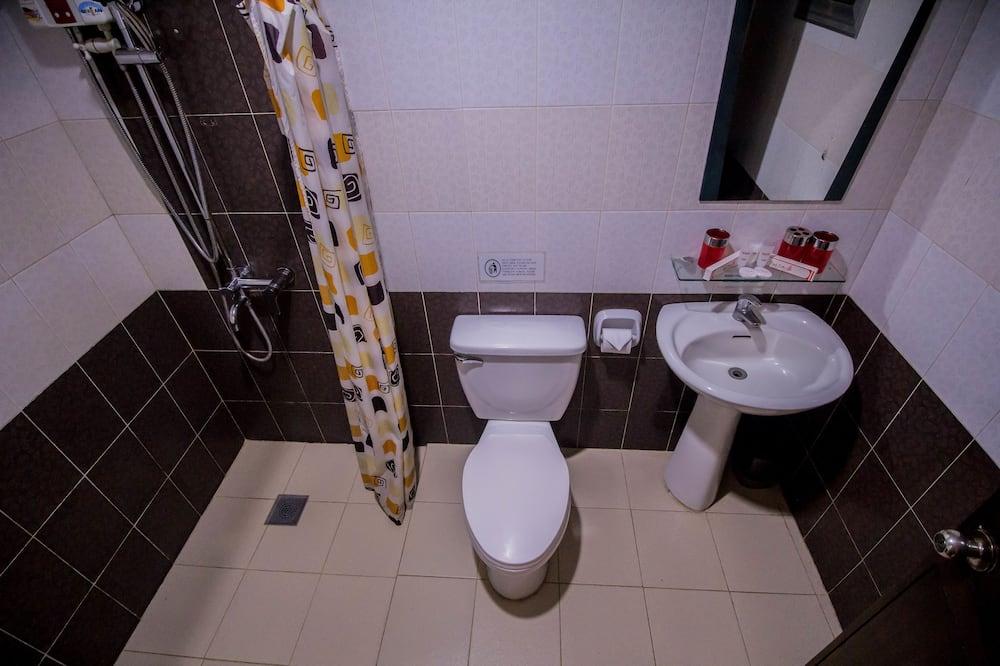 ห้องพัก, เตียงควีนไซส์ 1 เตียง - ห้องน้ำ
