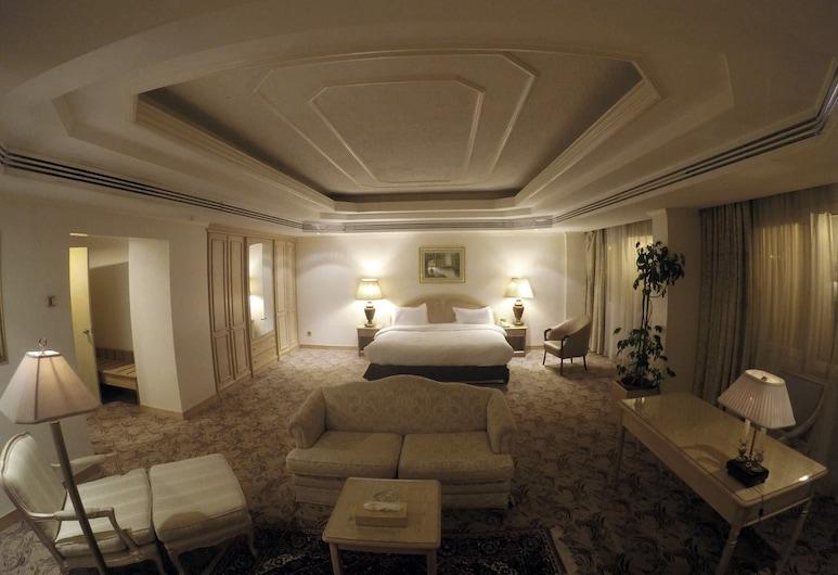 Hofuf Hotel, Al-Hofuf, Suite, 2 habitaciones, Sala de estar