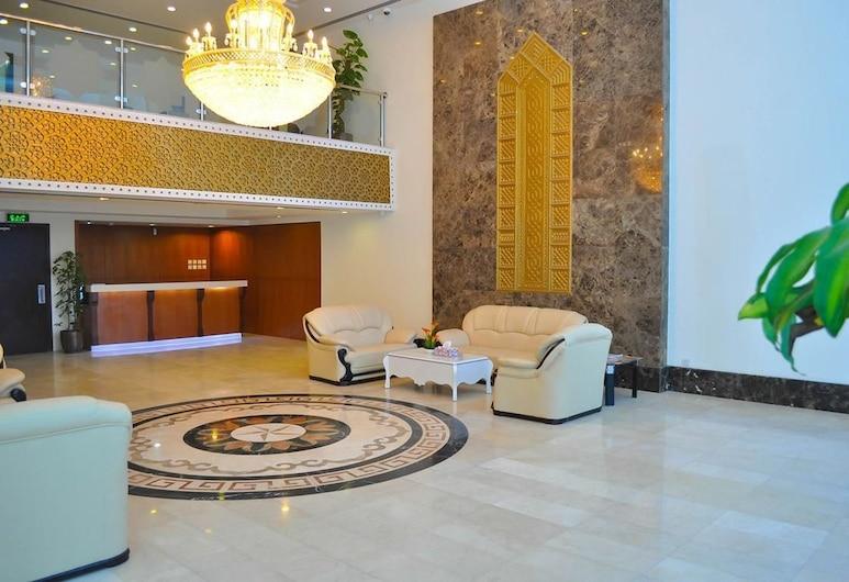 Golden Treasure Tower Family Apartment, Manama, Recepción