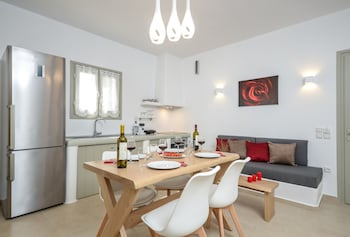 Picture of Aphrodite luxury apartments in Naxos