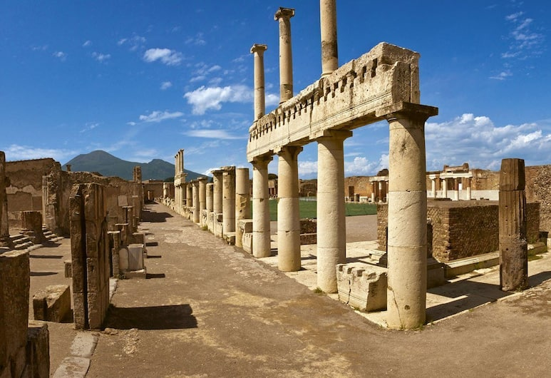 Mirosa Bed and Breakfast , Pompeia, Fachada
