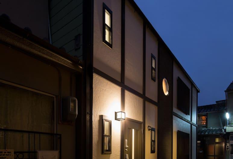 神泉苑南御宿飯店, Kyoto, 住宿正面 - 夜景